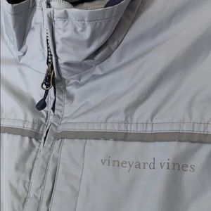 Vineyard Vines Gray Men's Performance Vest Small S
